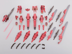 Gundam Metal Build Astraea Type-F (Avalung Dash) Exclusive OP Set