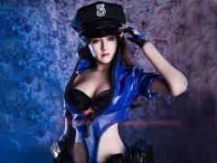 COS Policewoman Uniform (Blue) 1/6 Scale Accessory Set