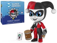 DC Super Heroes 5 Star Harley Quinn