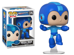 Pop! Games: Mega Man - Mega Man (Jumping)
