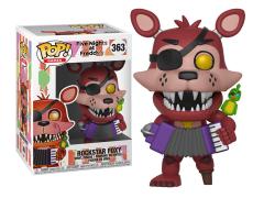 Pop! Games: Freddy Fazbear's Pizzeria Simulator - Rockstar Foxy