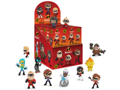 Incredibles 2 Mystery Minis Box of 12 Figures