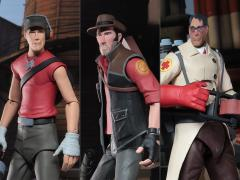 Team Fortress 2 Series 4 RED Set of 3