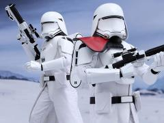 Star Wars: The Force Awakens MMS323 First Order Snowtroopers 1/6th Scale Collectible Figures Set + $225 BBTS Store Credit Bonus