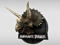 Jurassic Park Triceratops Bust