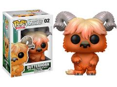 Pop! Monsters: Wetmore Forest - Butterhorn