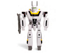 Robotech ReAction VF-1S Figure