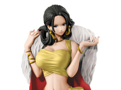 One Piece Glitter & Glamours Boa Hancock (Christmas Style/Gold)