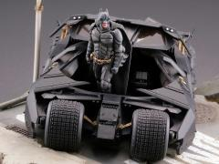 The Dark Knight Trilogy Legacy of Revoltech LR-054 Batmobile Tumbler