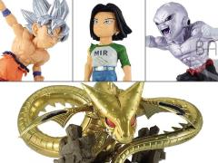 Dragon Ball Super World Collectable Diorama Vol. 2 Set of 4