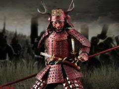 Japanese Samurai Palm Empire Sanada Yukimura (Standard) 1/12 Scale Figure