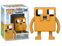 Pop! Animation: Adventure Time x Minecraft - Jake