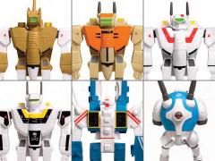 Robotech ReAction Figures Wave 1 Set of 6