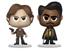 Solo: A Star Wars Story Vynl. Han Solo + Lando Calrissian