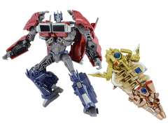 "Transformers Prime Arms Micron AM-01 Battle Shield Optimus Prime Toys""R""Us Exclusive"