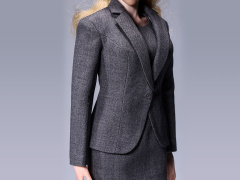 Office Lady Dress Suit (Gray) 1/6 Scale Accessory Set