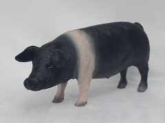 Pig (Pink/Black) 1/6 Scale Figure