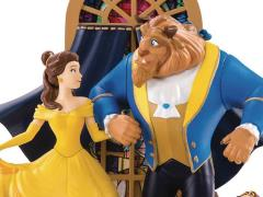 Disney D-Select DS-011 Beauty and the Beast PX Previews Exclusive Statue