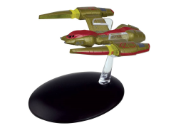 Star Trek Starships Collection #133 Irina's Racing Ship