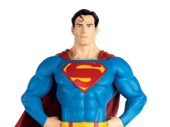 DC Superhero Best of Figure Collection #5 Superman Special Edition Mega Figurine