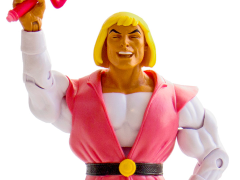 Masters of the Universe Club Grayskull Prince Adam (Laughing)