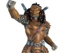 Alien & Predator Figurine Collection #46 Top-Knot Predator