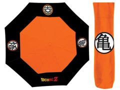 Dragon Ball Z Goku Symbols Umbrella