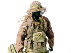 Special Combat Sniper (MultiCam Version) 1/6 Scale Accessory Set