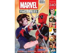 Marvel Fact Files #240