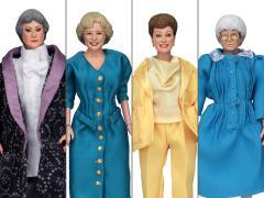 The Golden Girls Set of 4 Action Figures