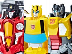 Transformers: Cyberverse Ultra Wave 1 Set of 3