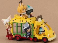 Kemono Friends Japari Bus
