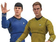 Star Trek Into Darkness Select Set of 2 Figures