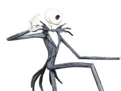 The Nightmare Before Christmas Gallery Lair Jack Figure