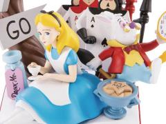 Disney D-Select DS-010 Alice in Wonderland PX Previews Exclusive Statue