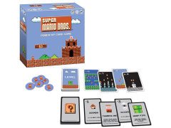 Super Mario Bros. Power Up Card Game