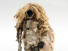 Special Combat Sniper (Desert Version) 1/6 Scale Accessory Set