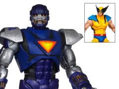 Marvel Universe Masterworks Sentinel & Wolverine