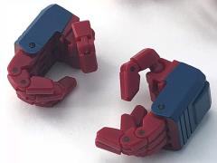 Master Builder MBA-02 Articulated Hands For MB-06