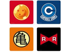 Dragon Ball Z Coaster Symbols Set