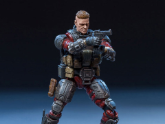 Dark Source Soldier Series Red Devil 1/24 Scale Figure
