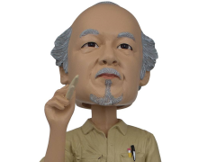 The Karate Kid Mr. Miyagi Limited Edition Bobblehead