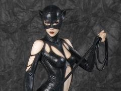 DC Comics Fantasy Figure Gallery Catwoman Statue (Luis Royo)