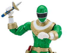 """Power Rangers Zeo Legacy 6"""" Green Ranger"""