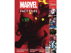 Marvel Fact Files #244