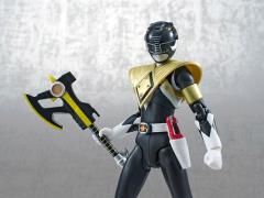 Mighty Morphin Power Rangers S.H.Figuarts Black Ranger (Armored) SDCC 2014 Exclusive