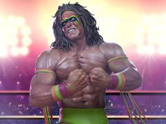 WWE Ultimate Warrior 1/4 Scale Limited Edition Statue
