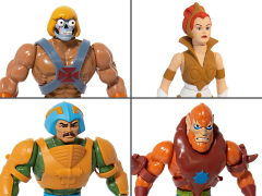 Masters of the Universe Vintage Wave 2 Set of 4 Figures