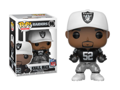 Pop! Football: Raiders - Khalil Mack