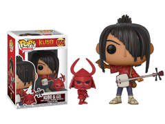 Pop! Movies: Kubo and the Two Strings - Kubo & Little Hanzo